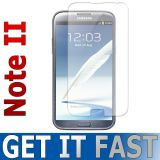 ScratchGuard Screen Guard Protector for Samsung Galaxy Note 2 II N7100 N 7100