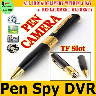 HD  Ball Pen Video  Still Camera 5  Mega Pixels