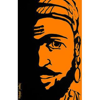 shivaji maharaj poster