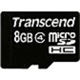 Transcend 8GB Micro SD Card-Class 4