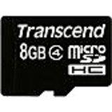 Transcend 8GB Micro SD Card-Class 4