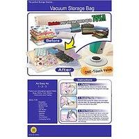 Vacuum Space Storage Bag With FREE AIR PUMP
