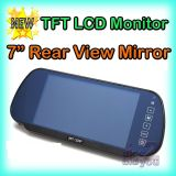 7 Car Tft Lcd Monitor Mp3 Mp4 Mp5 Player Usb Slot Bluetooth Fm Sd Card