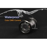 Car Rear View Camera 10Led CMOS Camera System Wide View Angle