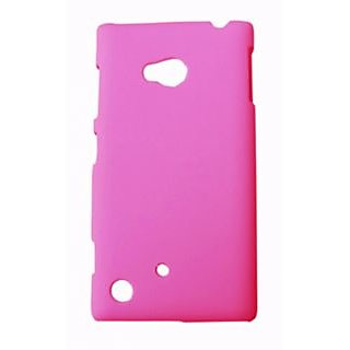 Winsome Deal Mobile Back Cover For Nokia Lumia 720 NKLUM720CPIN available at ShopClues for Rs.115