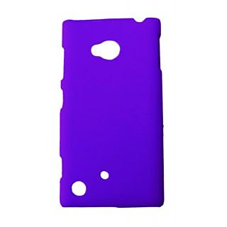 Winsome Deal Mobile Back Cover For Nokia Lumia 720 NKLUM720CPUR available at ShopClues for Rs.115