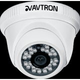 CCTV- 20 MTR IR DOME CAMERA- WHITE
