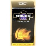 Dabur Gold Shilajit 20 Capsules (Concealed Shipping) available at ShopClues for Rs.330