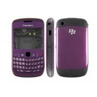 Blackberry 8520 Curve Housing Faceplate Cover Case Body - Purple