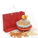 Gift Hamper With Delicious Dry Fruits