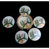 Marble Tea-Coasters