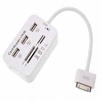 Callmate IPad Card Reader & USB Hub Kit