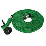 Water Spray Gun 10 Meter Flat Hose For Garden Pet Car Washing Jet Spray Gun