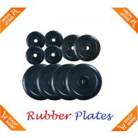 20 KG SPARE RUBBER WEIGHT PLATES WITH BUSH