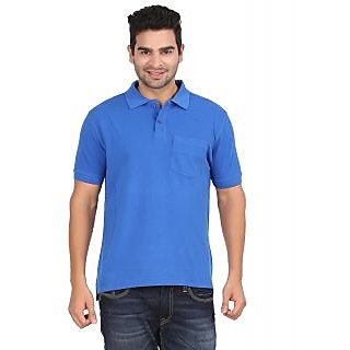 MOONWALKER MEN'S COTTON POLO T-SHIRT WITH EMBROIDERY MODEL MWT-445A