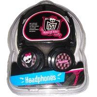 Monster High Lightweight  Compact Headphones!