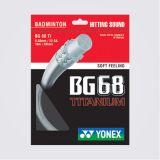 Yonex Nano BG 98 Badminton String .66mm Gauge