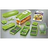 Marvel Green Color Nicer Dicer Plus