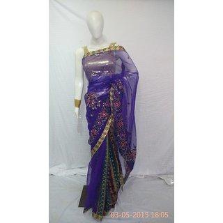 designer net designer sarees