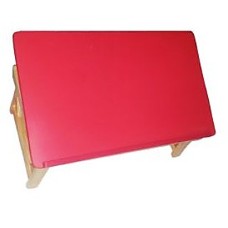"""Laptop bed table Red 21"""""""