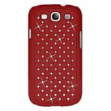 Amzer 94255 Diamond Lattice Snap Case For Samsung GALAXY S III GT-I9300