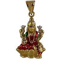 Lord Ganesh Pendant-22KT 916 Hallmark Gold Jewellery.