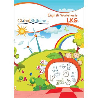 Online Worksheets for LKG - English Prices - Shopclues India