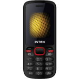 Intex Nano 2 Double Sim Fully Multimedia Mobile Phone With Auto Call Recording