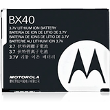 Original Motorola Bx 40 Battery For Zn5 I9 Stature V8 Razr2 Z9 Zine