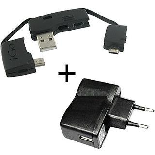 iGo KeyJuice for Micro  Mini USB (Charge  Sync) + Free USB Power Adaptor