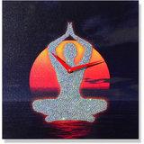 Zeeshaan Reflection Of My Soul Wall Clock