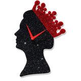 Zeeshaan The Queen Victoria Wall Clock