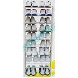 10 Tier Adjustable 30 Pair Shoe Rack