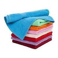 iLiv Set of 6 Herbal Colors Face Towels