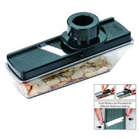 Dry Fruit/Vegetable Slicer With Stainless Steel Blade