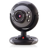 iBall Webcam Face2Face C8.0 8 MP / Mega Pixel USB Web Camera with Mic + Bill