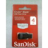 Sandisk 4GB Cruzer Blade Pen Drive
