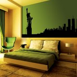 Statue Of Liberty Wall Decal-Medium