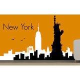 City Of New York Wall Decal-Large