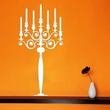 Candle Stand  Wall Decal-Large