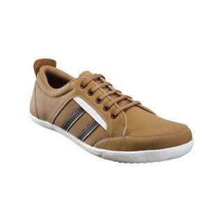 Yepme Men's Stylish Tan Casual Shoes