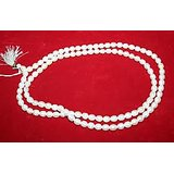 PARTY WEAR 15 inch FRESH WATER NATURAL PEARL STRING (MOOTI MALA) 6mm, MOTI MALA