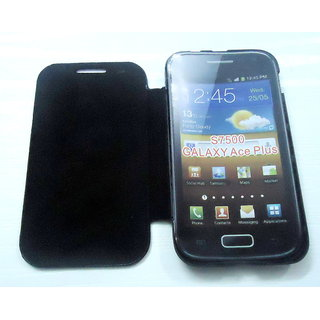 Samsung Galaxy Ace Plus S7500 Flip Cover