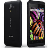 Intex Cloud Y2, 3G Smart Phone, Android V4.2 (Jelly Bean), 1.2 GHz Dual Core (BLACK)