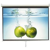 5x7 INLIGHT BRAND AUTOLOCK PROJECTOR SCREEN(IMPORTED GLASS BEADED FABRIC)A+++++