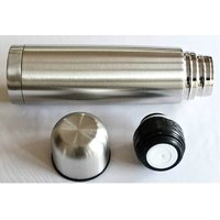 SKYLINE THERMOSTEEL FLASK - 500 ML / STAINLESS STEEL WITH CARRY BAG - Deal!!