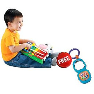 Mattel Moo-Sical Piano To Xylo Get Musical Cell Phone Free