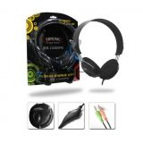 Zebronics 1040HMV Multimedia Headphone with Mic