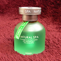 Carmate Natural Spa Car Perfume Green Tea Air Freshener For Car / Home / Office