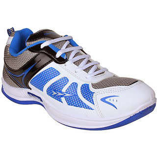 Columbus Tab 2003 Mesh Sports Shoes WhiteBlackBlue